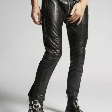 Biker Trouser