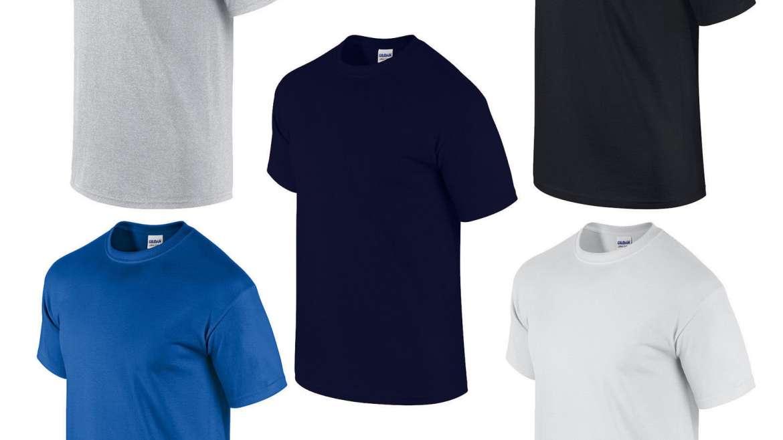 5 Shirts