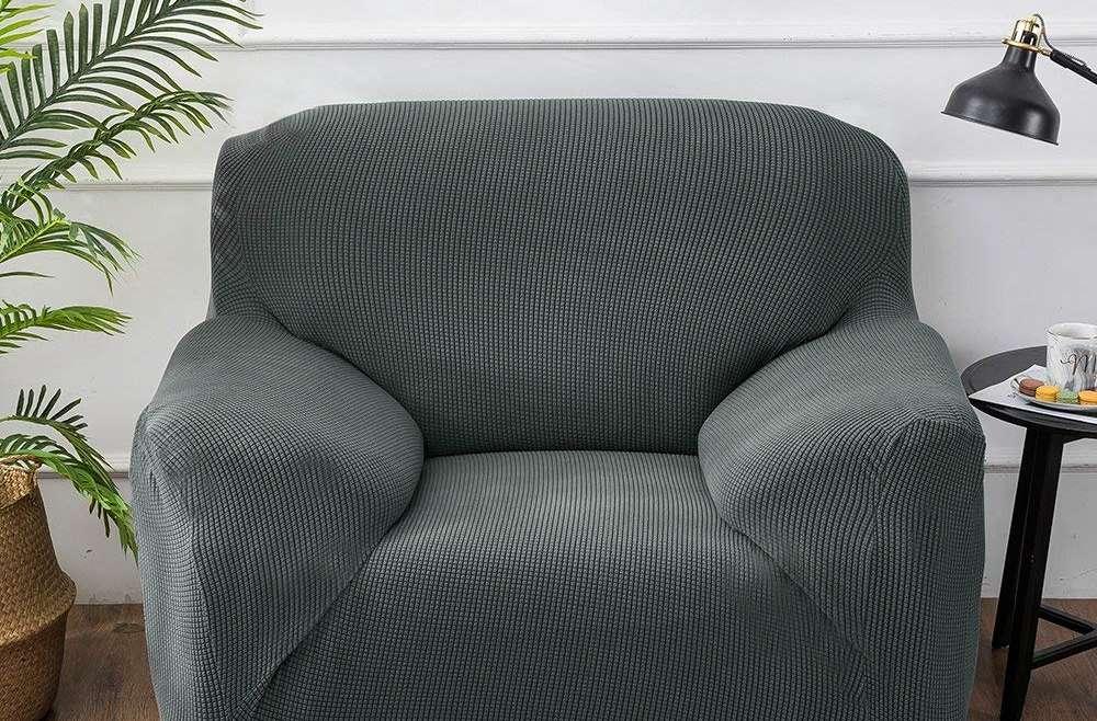 Brilliant Sofa Cover 1 Seat White Swan Dry Cleaners Interior Design Ideas Tzicisoteloinfo