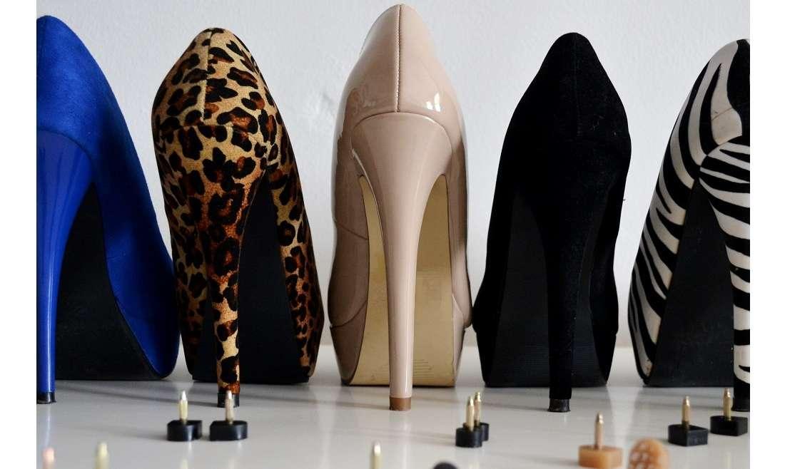 4 Ladies Heel Tips