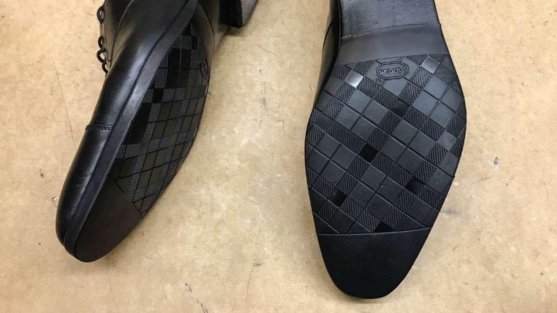 8 Men Rubber Half sole