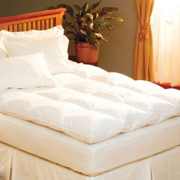 Feather Thick Mattress Topper